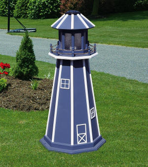 Lighthouse solar