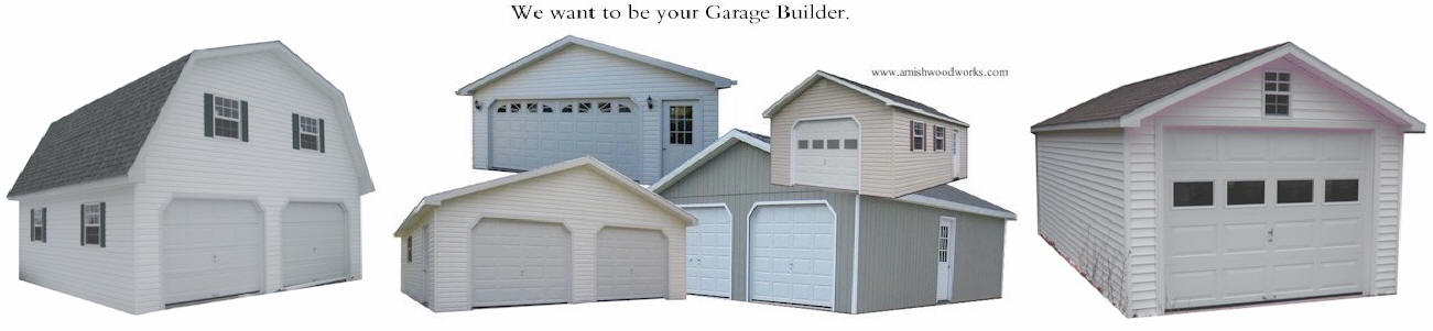 Stick Built Garages – Cinder Block Garage Plans